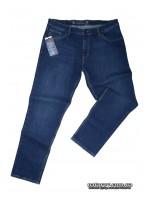 большие джинсы с плотных и средних тканей